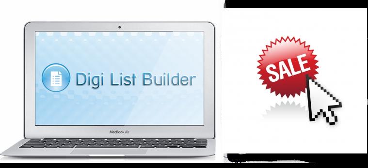 Digi List Builder Discount