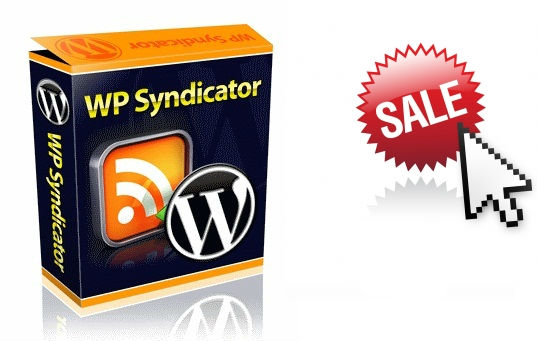 WP Syndicator Discount