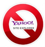 Yahoo Site Explorer Alternatives